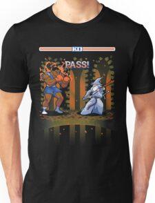 Round One, Pass! Unisex T-Shirt