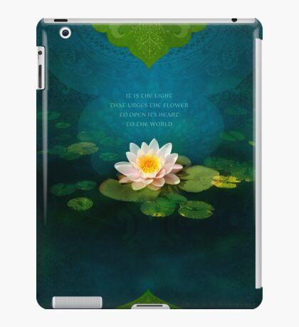 Bouquet of Light iPad Case/Skin