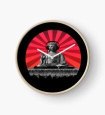 DJ Buddha Clock