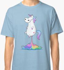 Camiseta clásica Unicorn Fart