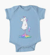 Unicorn Fart Kids Clothes