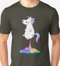 Unicorn Fart T-Shirt