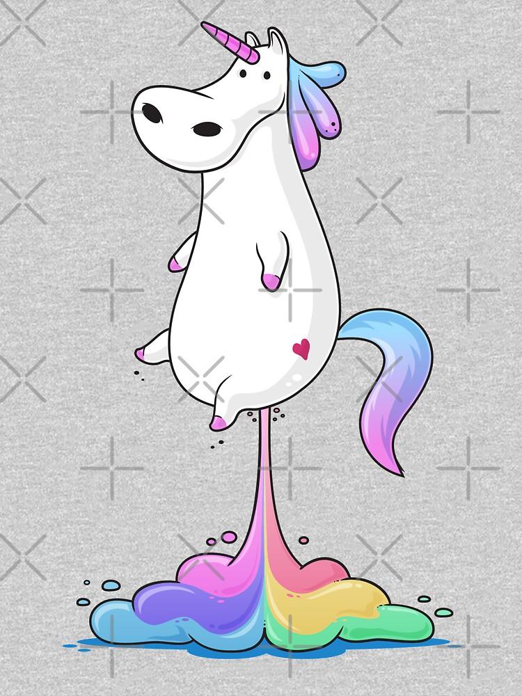 Unicorn Fart by zoljo