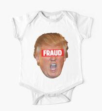 TRUMP: FRAUD One Piece - Short Sleeve
