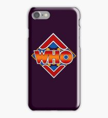 who iPhone Case/Skin