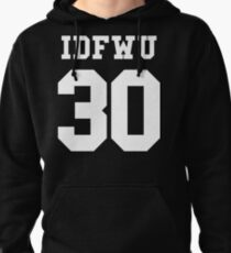Sudadera con capucha IDFWU Jersey