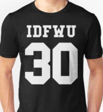 IDFWU Jersey Unisex T-Shirt