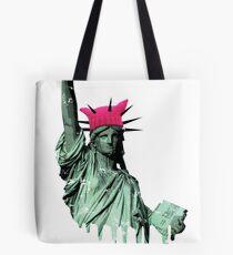 Resist - Statue of Liberty Tote Bag