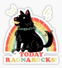 Every Dog Will Have His Day Sticker