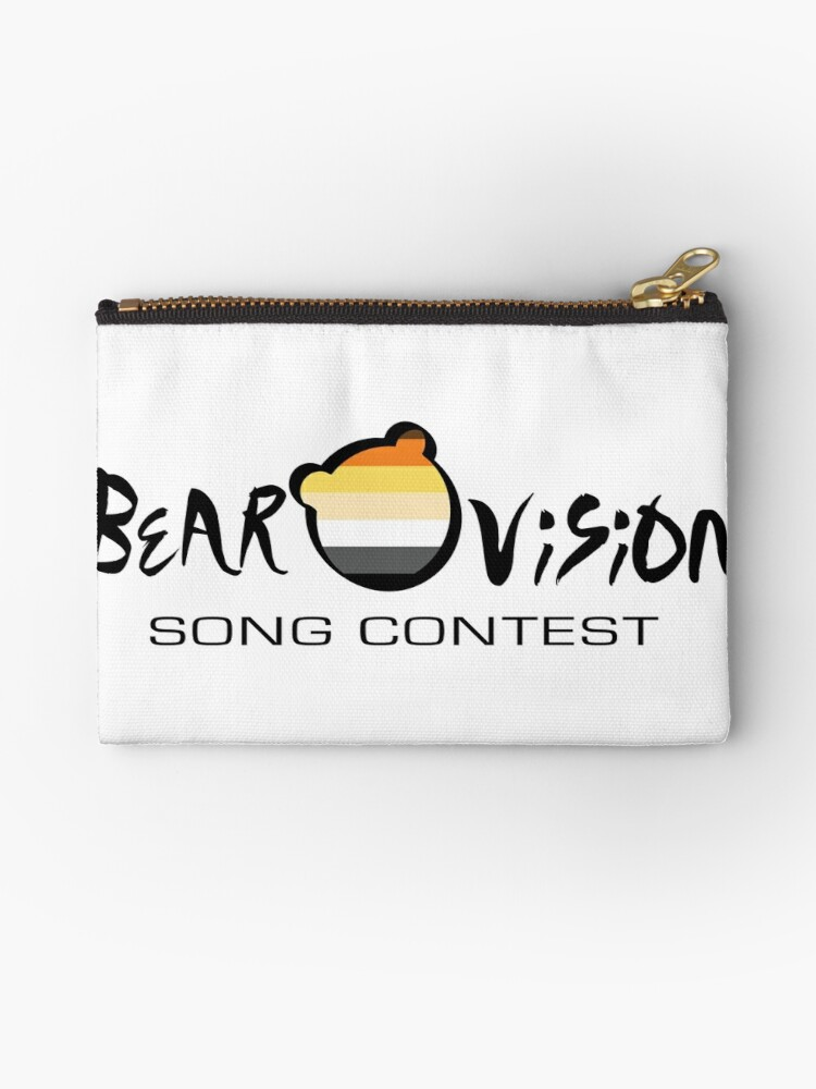 Bearovision Song Contest (black text) by grizzlygifts