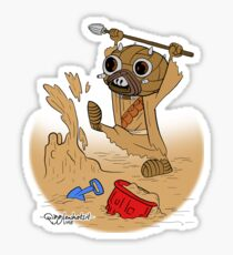 Tusken Beach Sticker