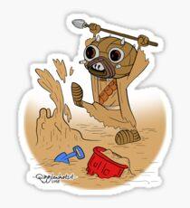 Tusken Beach Sticker