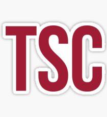 Tuscaloosa TSC Sticker