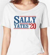 Sally Yates 2020 Women's Relaxed Fit T-Shirt