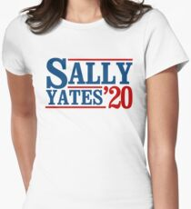 Sally Yates 2020 Women's Fitted T-Shirt