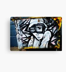 5 POINTZ Canvas Print