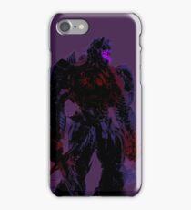 Glowing Knight... iPhone Case/Skin