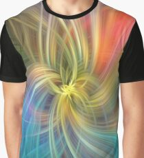 Intelligence. Mystery of Colors   Graphic T-Shirt