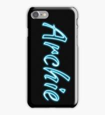 Neon Archie Iphone case iPhone Case/Skin