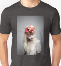 Painting The Roses Red Hat T-Shirt
