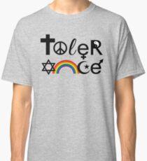 TOLERANCE Classic T-Shirt
