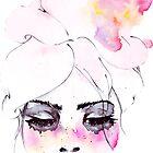 Sprachloser rosa Liebhaber von Aurora Gritti