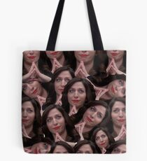 Multiple Ginas Tote Bag