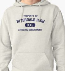 Riverdale - Property Of Riverdale High Athletic Department Pullover Hoodie