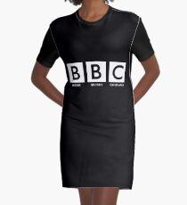Because Benedict Cumberbatch Graphic T-Shirt Dress