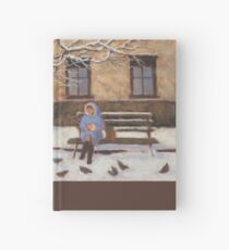 Day Off Hardcover Journal
