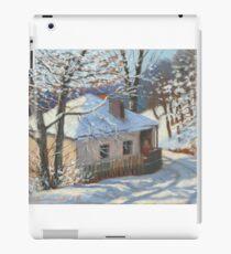 Winter sketch iPad Case/Skin