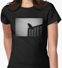 Crowed Women's Fitted T-Shirt