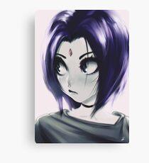 Raven (teen titans) Canvas Print