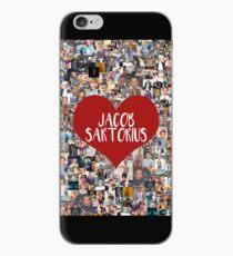 I love Jacob Sartorius iPhone Case