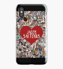 I love Jacob Sartorius iPhone Case/Skin