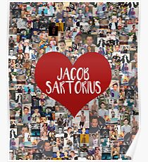 I love Jacob Sartorius Poster