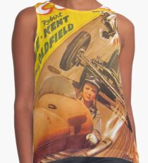 American Classic Movie Posters - Blonde Comet, 1941 Contrast Tank