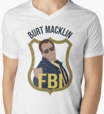 Burt Macklin - Parks and Recreation T-Shirt