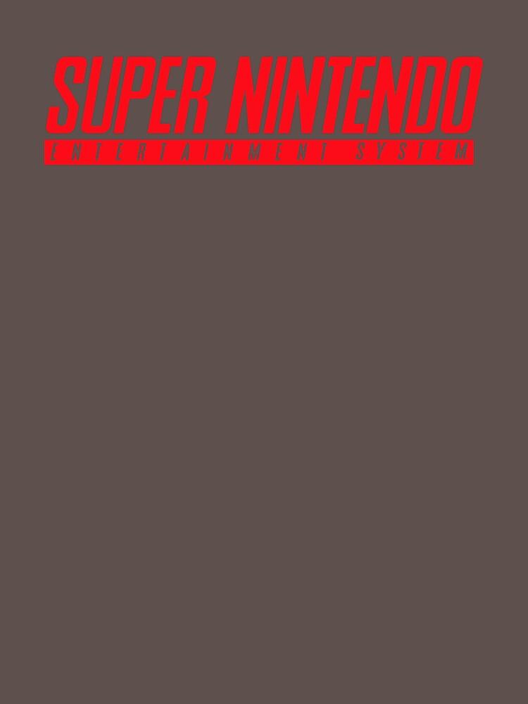 SuperNintendo by tomriendeau23