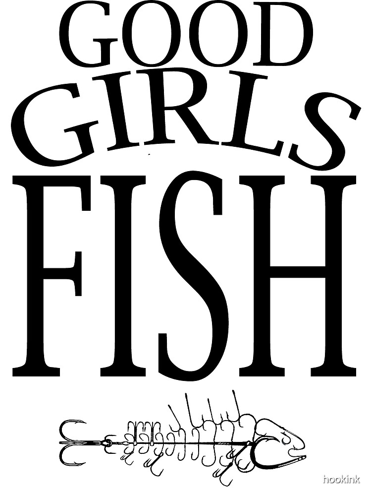 GOOD GIRLS FISH by hookink
