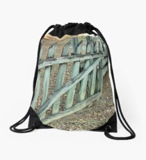 The Old Fence Row Drawstring Bag