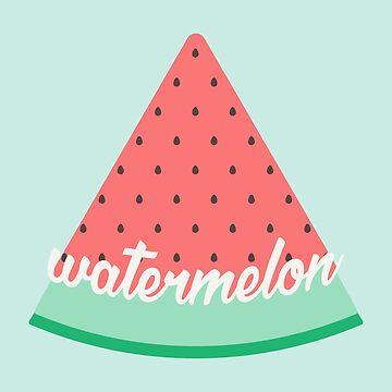 Watermelon by guaxinim
