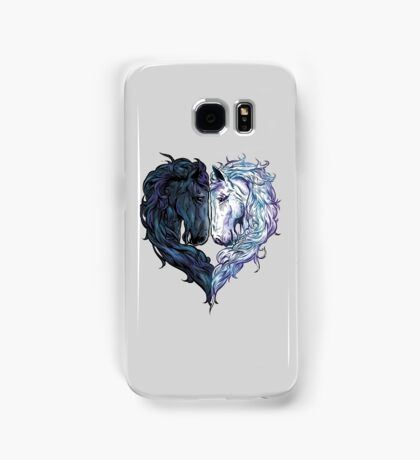 Love Horses Samsung Galaxy Case/Skin