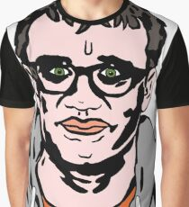 Fred Armisen Color/Colour JTownsend Graphic T-Shirt