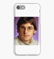 Louis Theroux iPhone Case/Skin