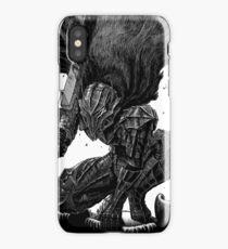 Guts In Berserker armor  iPhone Case