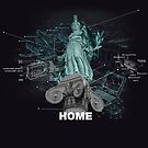 Home by Frank  Moth
