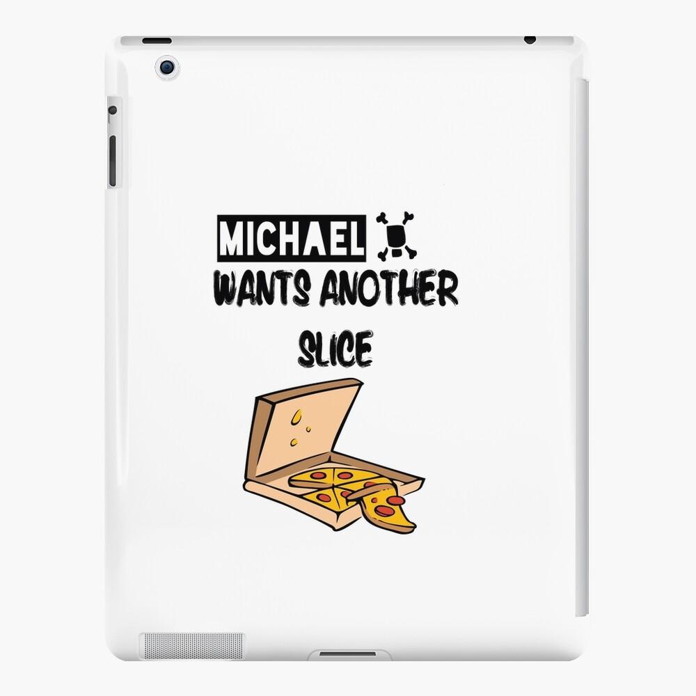Michael will ein weiteres Stück iPad-Hülle & Skin