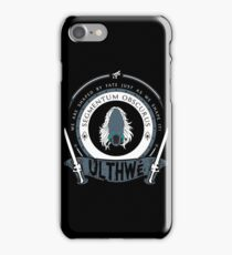 ULTHWE - WRAITHBONE EDITION iPhone Case/Skin