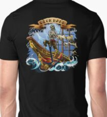 Deck Hand ~ Old School Tattoo Style ~ T Shirt Unisex T-Shirt